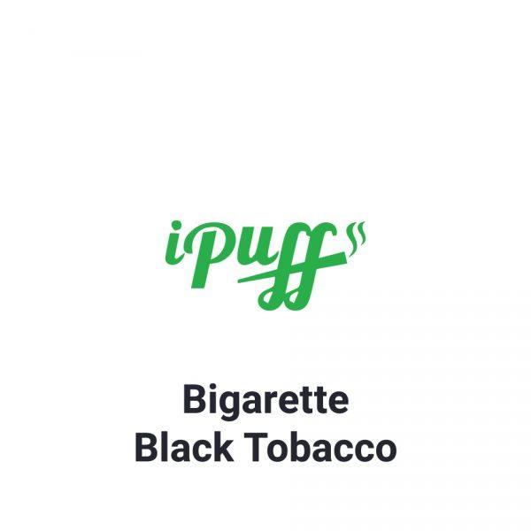 Bigarette Black Tobacco תחליף טבק