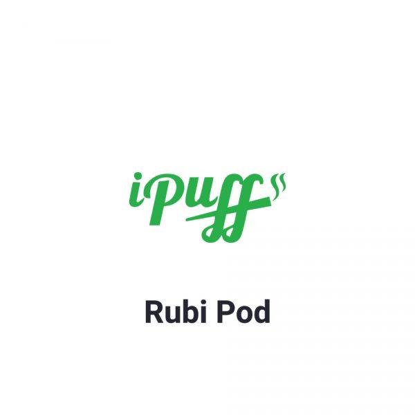 Rubi Pod מחסנית למילוי רובי