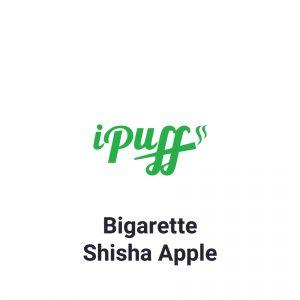 Bigarette Shisha Apple תחליף טבק