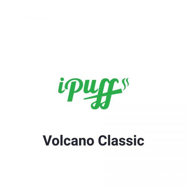 וופורייזר וולקנו אנלוגי Volcano Vaporizer