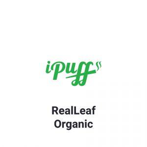 RealLeaf Organic תחליף טבק