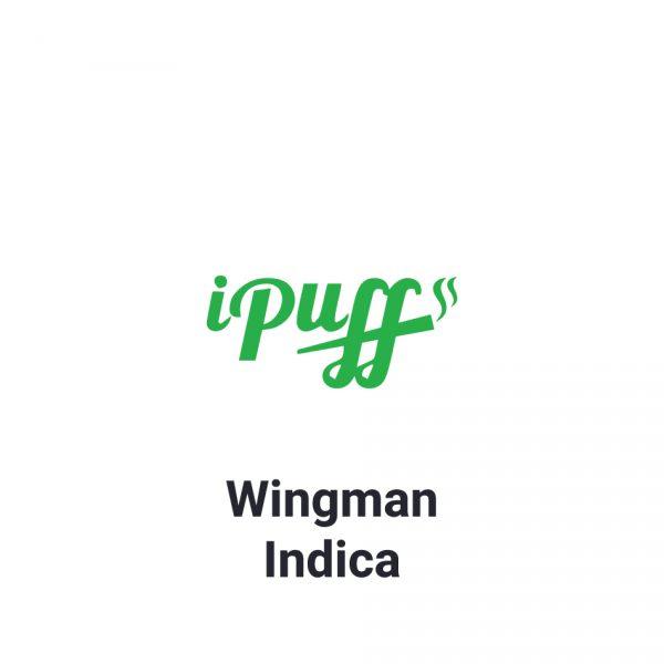 Wingman Indica תחליף טבק טרפנים