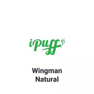 Wingman Natural תחליף טבק טרפנים